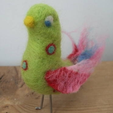 Needle felting - Three Dimensional