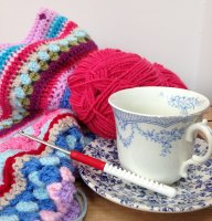 Crochet and a cuppa