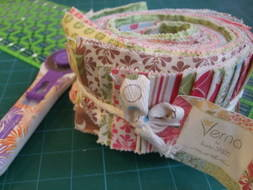 Patchwork Jelly roll picutre
