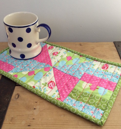 Patchwork & Quilting - An Introduction - Make a mug rug -  Saturday 11th Ju