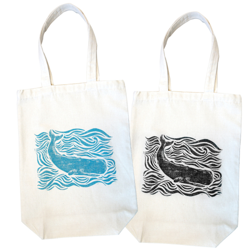 Moby Dick Tote
