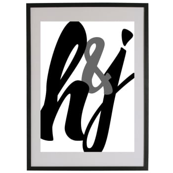 COUPLE MONOGRAM
