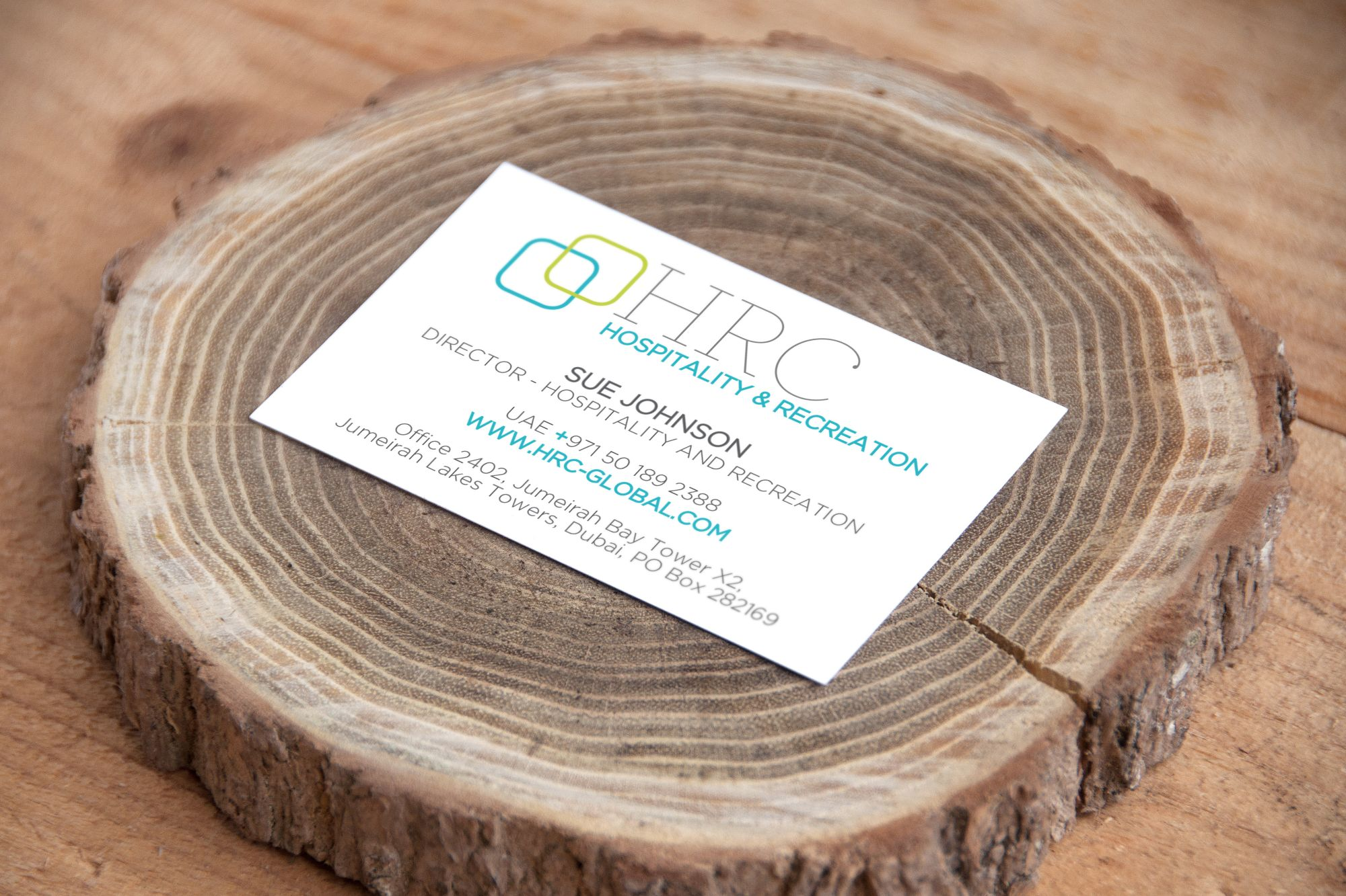 Business Card 3 mockup
