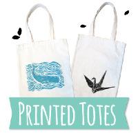 Printed Totes