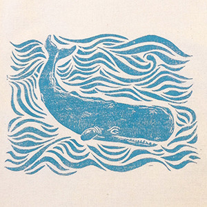 Moby Dick Print