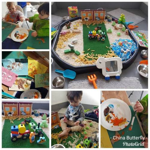 Messy play May term