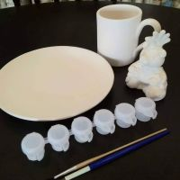 Glaze pottery kits (local only)