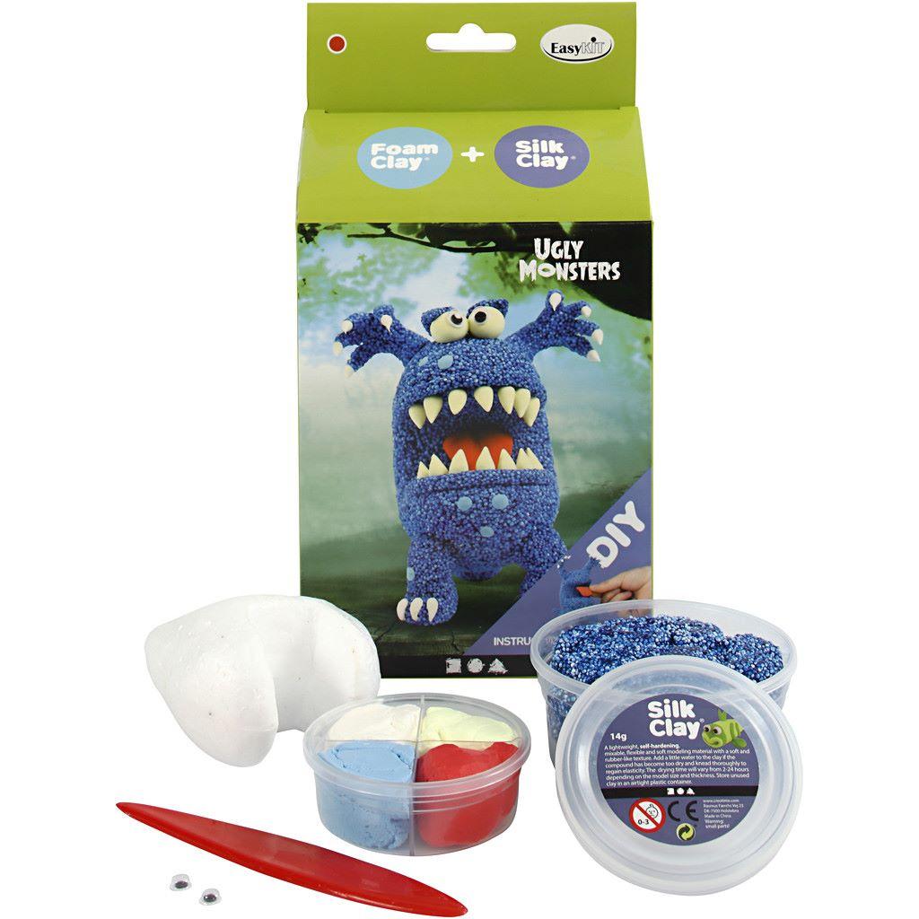 Blue monster kit