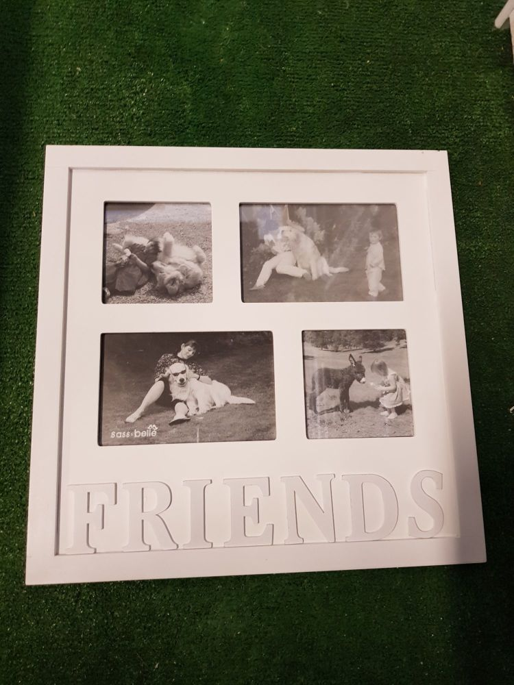 Friends multi picture frame