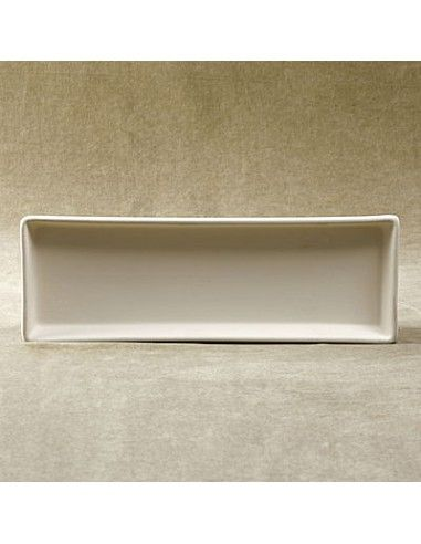 Rectangular tray, long