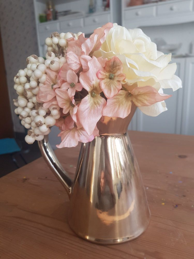 Pink mix floral gift