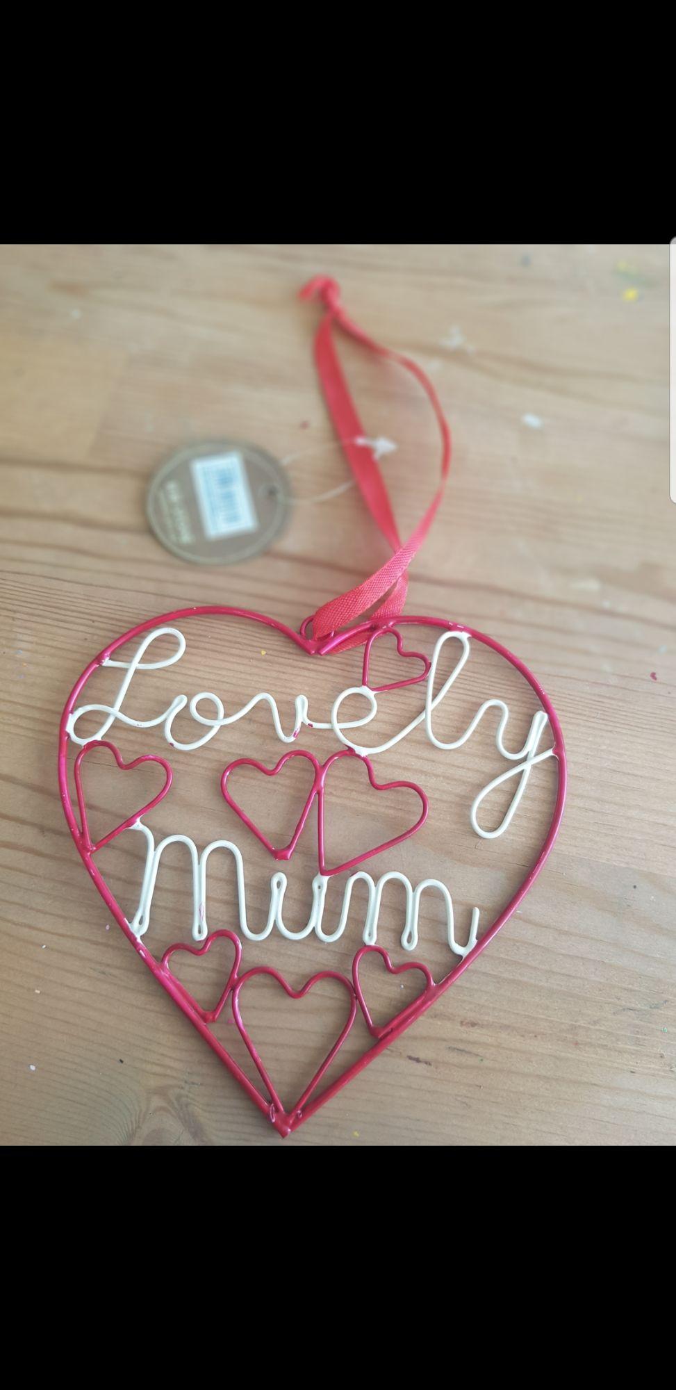 Lovely mum hanger