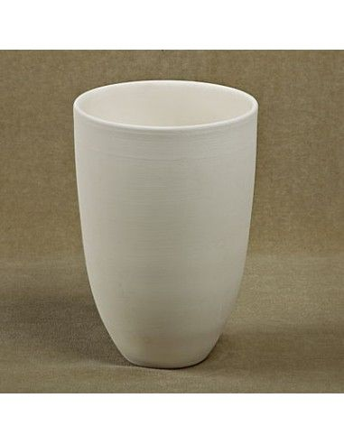 Medium cone shaped vase
