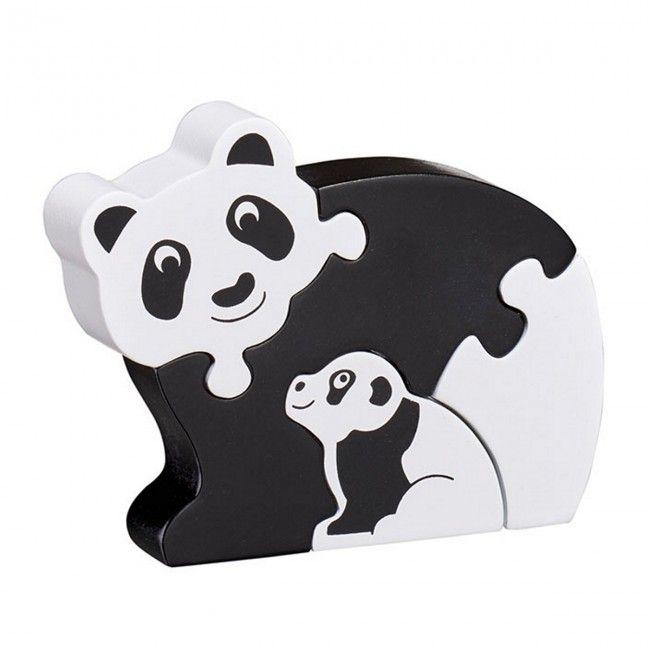 Panda & baby jigsaw
