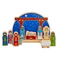 Junior starry night nativity
