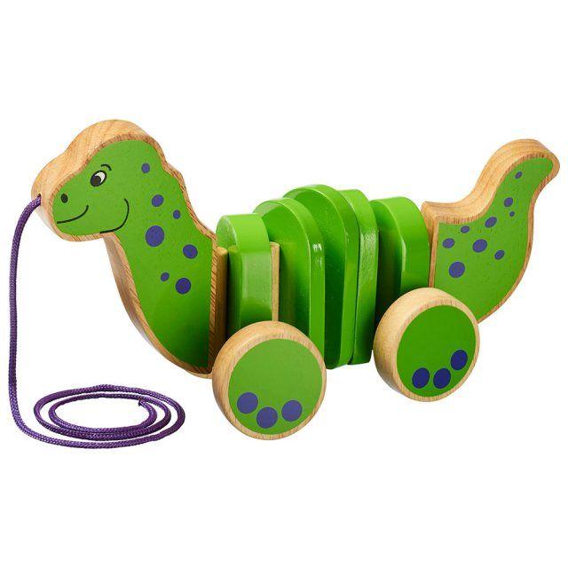 Dinosaur pull along