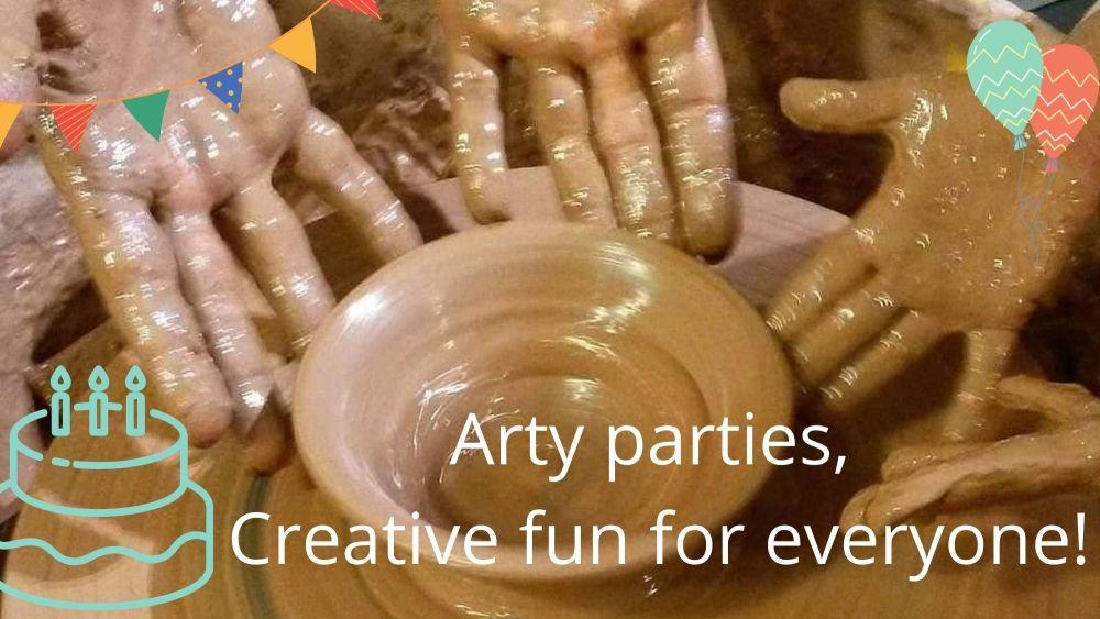 Arty Parties, creative fun for everyone! (1)