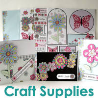 China Butterfly Craft Supplies