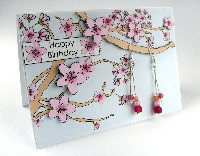 China Butterfly Treasure Card Kits