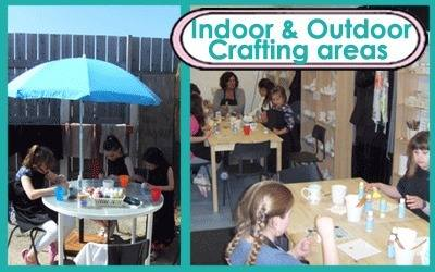 indoor activities and outdoor activities