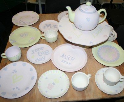 afternoon tea set, hen party, formby, liverpool, southport