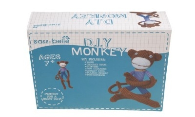 DIY Monkey Kit
