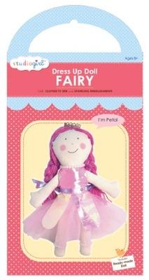 Fairy dress up doll