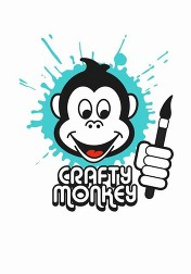 Crafty Monkey Pottery Painting
