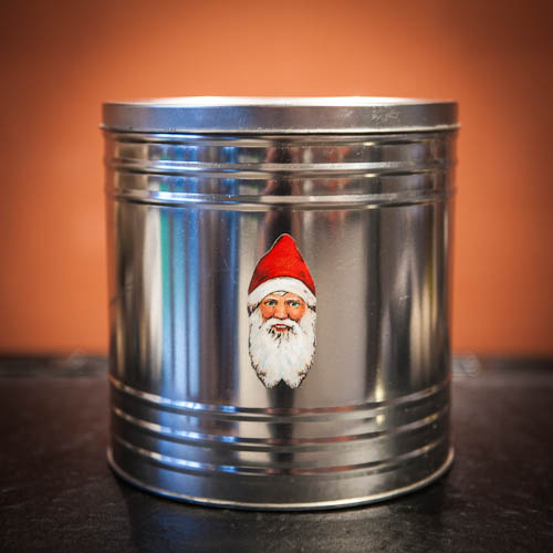 Blog Christmas tin