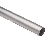 Satin/Brushed Stainless Steel Tube 304 Grade