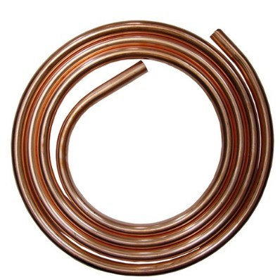 8mm x 2000mm Soft Copper Tube