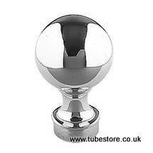 25mm Chrome Ball Finial
