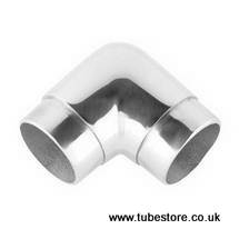 <!-- 004 -->38mm Chrome Flush Elbow