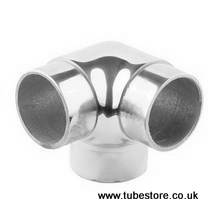 <!-- 006 -->38mm Chrome Side Outlet Elbow