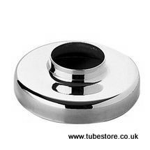 <!-- 005 --> 38mm Chrome Cover Flange
