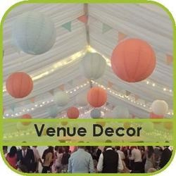 Venue Decor Hire Gloucestershire