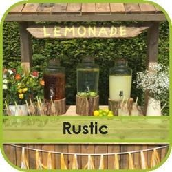 Rustic Prop Hire Gloucestershire