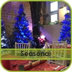 Seasonal and Christmas Hire Gloucestershire