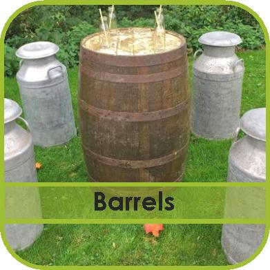 Barrel Table Hire Gloucestershire
