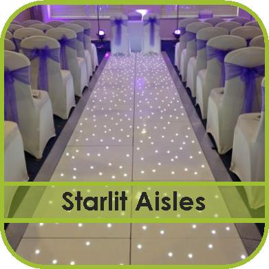 Starlit Aisle Hire