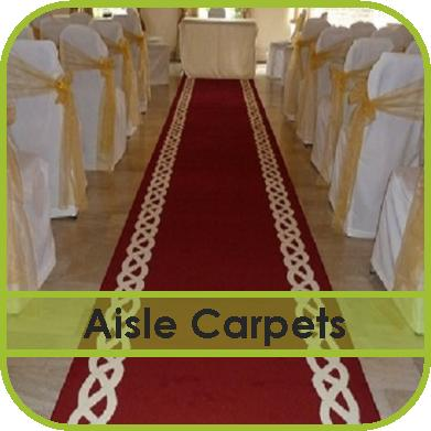 Wedding Aisle Carpets