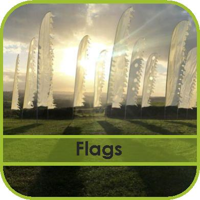 Decorative Flag Hire