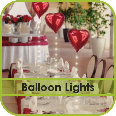 LED Balloon Light Hire