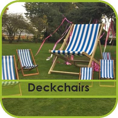 Deck Chair Hire Gloucestershire