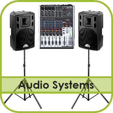 Audio System Hire