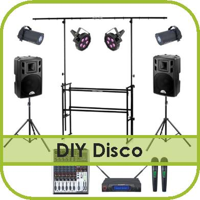 DIY Disco Hire