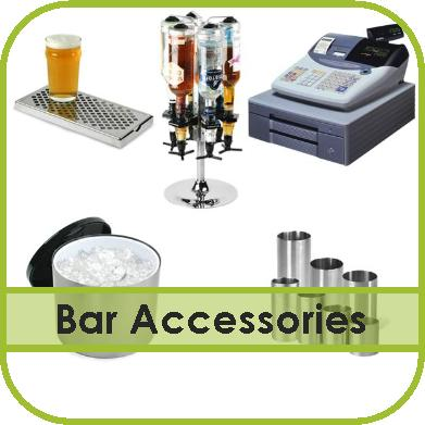 Bar Accessories Hire
