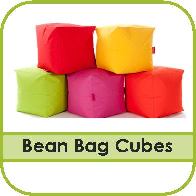 Bean Bag Cube Hire