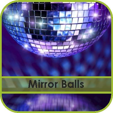 Mirror Ball Hire