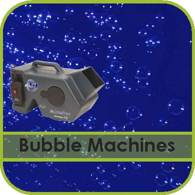 Bubble Machine Hire
